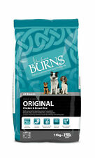 Burns Original Chicken And Brown Rice Hypoallergenic Adult Dog Food 15kg
