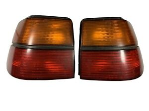 OEM Volkswagen Corrado Tail Light Pair Outer Driver Passenger 535 945 111 A