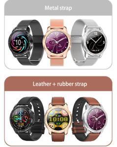 MX11BT Call HIFI Speaker Music Playback Couple Watch IP68 Waterproof smart watch
