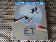 Blu Steel 4 U: E.T. The Extra-Terrestrial Nordic & English Steelbook Sealed