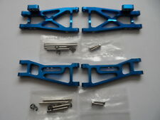 New Fastrax Alloy Front + Rear Lower Suspension Arms For Team Losi Mini-T 03/04