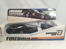 Vintage Bachmann Taiyo Radio Controlled Firebird Trans Am MIB