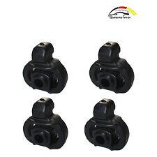 4  Auspuffgummi Gummihänger Gummi Halter passend für Opel Nissan Renault EPDM