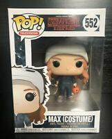 Pop! TV Stranger Things- Max Mike Myers Costume #552 Funko Pop Vinyl #VAULTED
