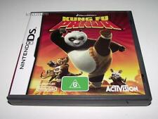 Kung Fu Panda Nintendo DS 2DS 3DS Game *Complete*