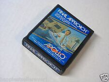 Atari 2600 Game Final Approach Atari 2600 Video Game System Console