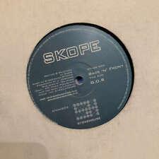 "Skope - Back 'N' Front / G.O.R  (12"") Vinyl Schallplatte - 25199"
