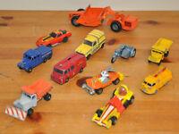 Matchbox Joblot Mixed Bundle Diecast Cars Models & Renault 4L Majorette No 230