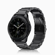 For Samsung Galaxy Watch Active2 44mm / Active 40mm Bands Bracelet Metal Strap