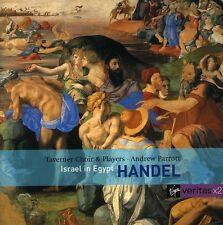 Handel / Taverner Ch - Handel: Israel in Egypt (Complete) [New CD]