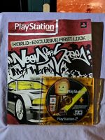 Official PlayStation Magazine Demo Disc 93 June 2005 Need For Speed Most Wanted