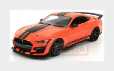 Ford Usa Mustang Shelby Gt500 Coupe 2020 Orange MAISTO 1:18 MI31388OR
