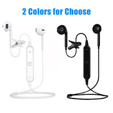 Wireless Sport Stereo Bluetooth Headset Earphone Headphone For iPhone 7 Plus X 8