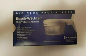 Busch-Jäger Bewegungsmelder Busch - Wächter 220 Professional weiß