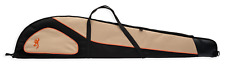 Browning Cimmaron II Flex Soft Gun Case, Black/Tan/Orange, 44 1410409244 RIfle