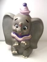 "Vintage Cute Ceramic DUMBO The Flying Elephant Walt Disney Productions 9 1/2"""