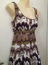 CUE print DRESS as NEW