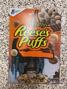 Lil Yachty Reese Puffs Expires 12-21-21 Trusted Seller Free Ship