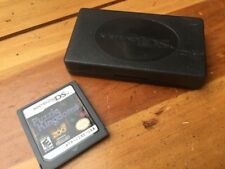 Puzzle Kingdoms cartridge  (Nintendo DS)  with small DS case