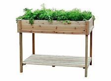 RAISED SALAD BENCH GARDEN BED (INCLUDES LINER)