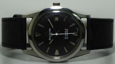 Vintage Sandoz Automatic Date Swiss Made Wrist Watch s502 Old Antique Used