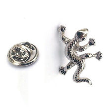 Lizard Ghecko LAPEL PIN BADGE Lover Lounge Club Owner Christmas Birthday Present