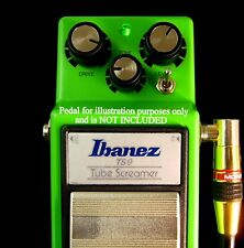 Ibanez TS-9 to TS808 with HOT Switch DIY Mod Kit - Upgrade your effect pedal