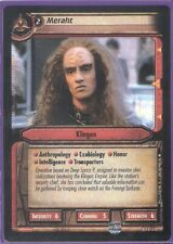 Meraht - Klingon - Star Trek - Customizable Card Game CCG Englisch
