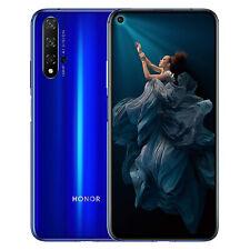 "Nuevo Huawei Honor 20 Azul Zafiro 6.26"" 128GB Dual Sim 4G Android Unloc Sin Sim"