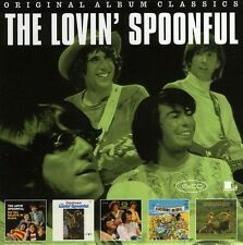 The Lovin' Spoonful - Original Album Classics [New CD] France - Import