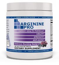 L arginine Pro No 1 Now L arginine Supplement 5500mg of L arginine PLUS 1100