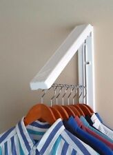 Instahanger: se pliegan Ropa rail.clothes hanging/airing/drying / sewing/ironing