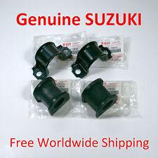 Suzuki Grand Vitara 09-15 Front Stabilizer Bushing + Bracket Set for Both Sides