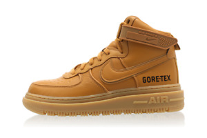 Nike Air Force 1 GTX Men's Warm Sneakers Brown Casual Lifestyle Shoes CT2815-200