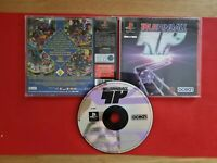 True Pinball Sony Playstation 1 PS1 PAL Complete with Manual Single Jewel Case
