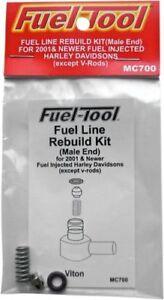 MC300 Fuel Tool EFI Check Valve Rebuild Kit Harley-Davidson Street Rod VRSCR