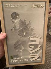 West Kenji Vinyl Godzilla Final War Model Kit