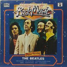 THE BEATLES - HISTORY OF ROCK MUSIC - VOL 8 - [LP VINILO]