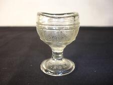Old Vtg Collectible Eye Wash Glass Cup Eyewear