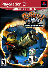 Ratchet and Clank- Going Commando Greatest Hits (Sony PlayStation 2, 2004) - New