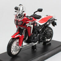 1:18 maisto honda CRF1000L Africa Twin DCT 2016 sport motorcycle bike toy models