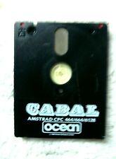 41590 Cabal [DISC/DISK] - Amstrad CPC (1989)