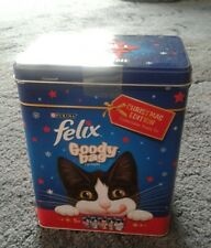 felix the cat storage tin