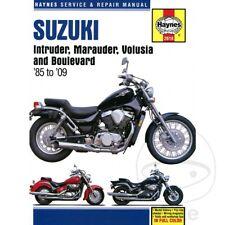 Suzuki vs 750 GLF Intruder 1986 Haynes Manual de reparación de servicio 2618