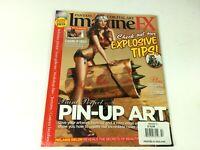IMAGINE FX Magazine Issue #10 Fantasy & Sci-Fi Digital Art UK - Oct 2007