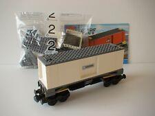 Waggon 60052 60198 LEGO® Eisenbahn 7898 Container grün für 4512 7939