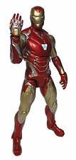 Marvel Seleziona: Avengers Endgame Iron Man Mk85 Action Figure
