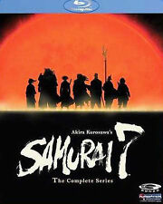 Samurai 7: The Complete Series [3 Discs] Blu-ray Region A