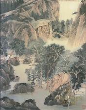 CHRISTIE'S HK CHINESE PAINTINGS Lin Fengmian Pu Ru Qi Baishi Zhang Daqian Cat 90