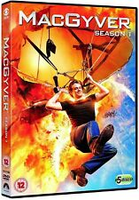 MacGYVER 2016-2017: Season 1 - The New 2016 Rebooted Series - NEW R2 DVD not US